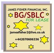 Provider for Bg/Sblc